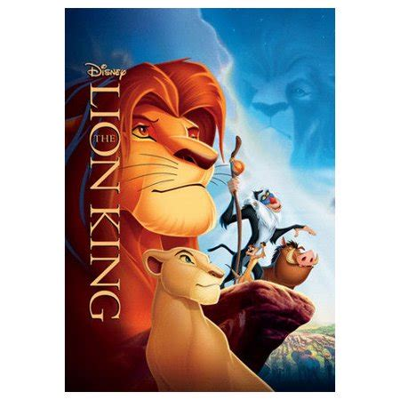 The lion king book review